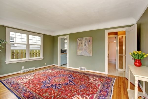 Skip all the hassle of trying to clean an area rug