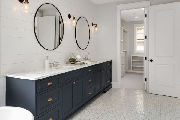tile and grout can be some of the dirtiest spots in our homes