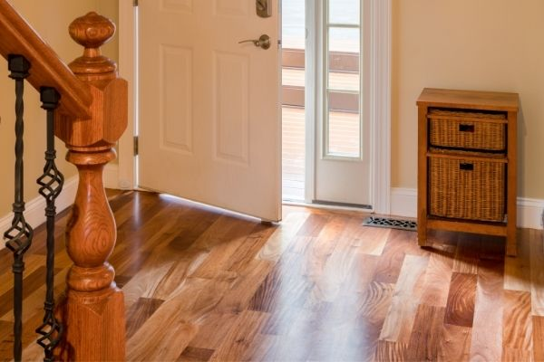 Wood flooring can look stunning in your space