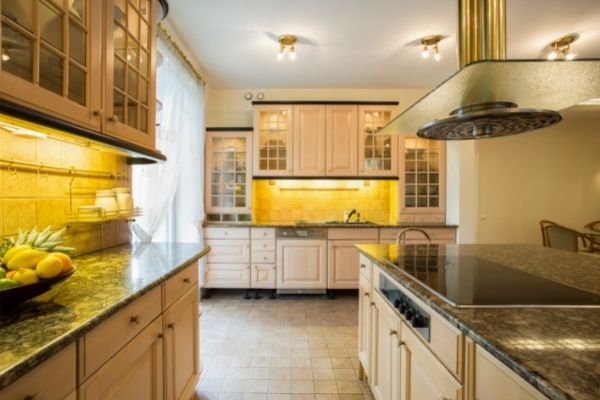 The best way to keep your granite countertops looking their best is to prevent damage from happening
