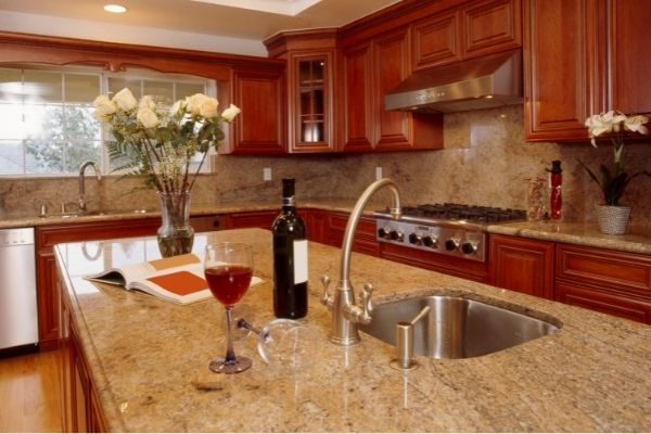 We also provide a granite countertop renewal treatment that can have your granite countertops looking as new