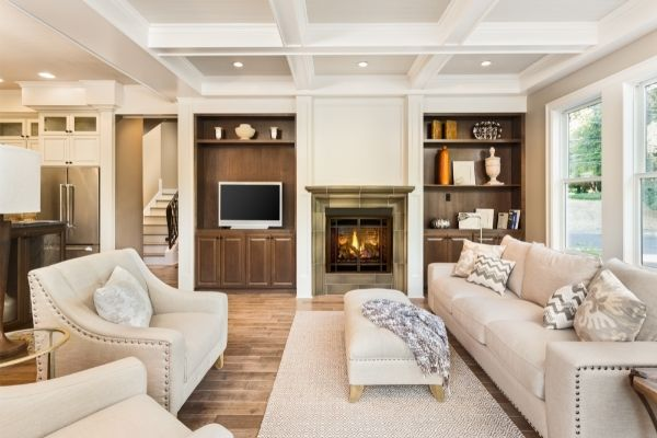 Wood floors are extremely durable